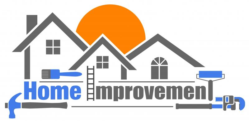 home improvement logo design anco design build services
